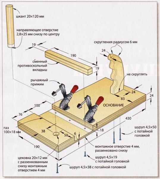 Фрезерный стол своими руками чертежи и схемы 28
