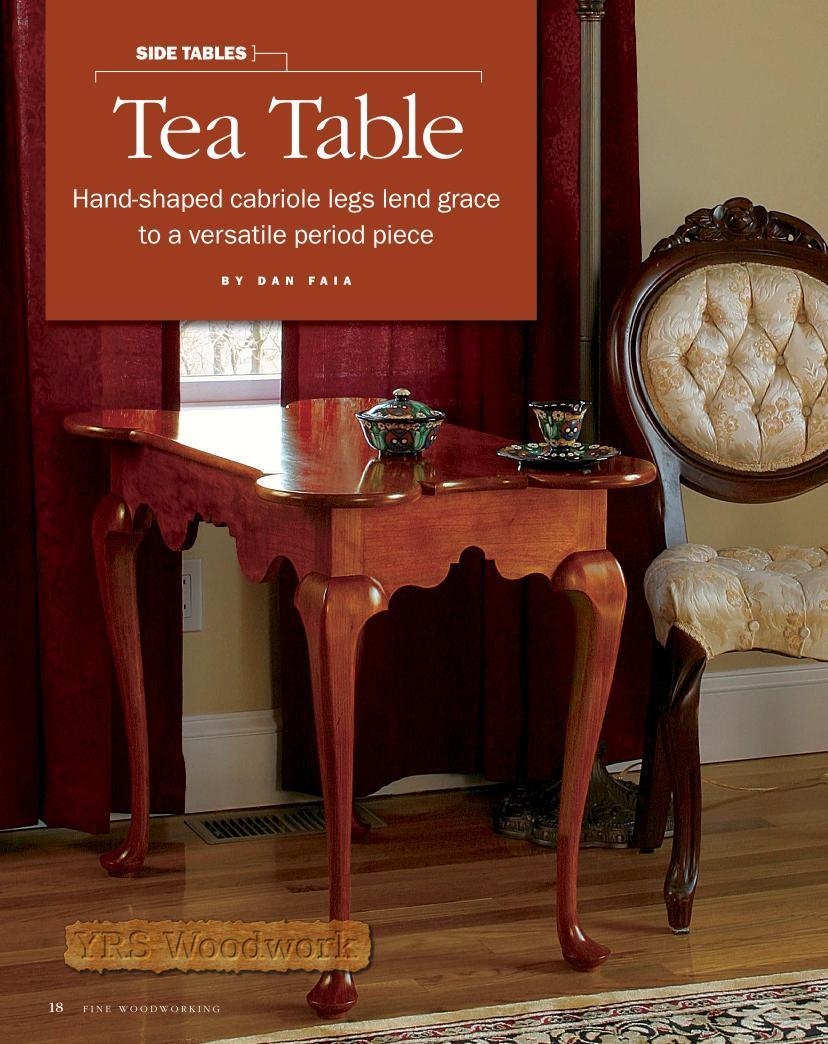 tea table1